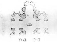 Bauaufnahme von ca. 1515, Codex Coner fol. 31
